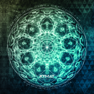 visible sound music from kymat
